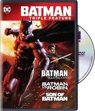 Batman Bad Blood Triple Feature [New DVD] Ac-3/Dolby Digital, Amaray Case, Dol