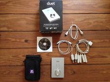 Apogee Duet Firewire Audio-Interface + Tasche und OVP