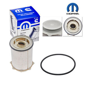 FUEL FILTER 68065608AB 10-12 DODGE RAM 2500 3500 6.7L CUMMINS DIESEL
