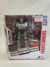 Transformers War for Cybertron Trilogy Netflix Voyager Megatron. New