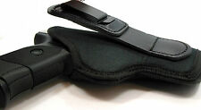 TUCK TUCKABLE iNSIDE PANTS (IWB CCW) CONCEALMENT HOLSTER FOR WALTHER PPQ M1 & M2