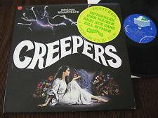 LP Various Artists Dario Argento Motorhead Goblin Creepers UK 1985 | M-