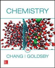 Chemistry by Chang & Goldsby (Brand New, Hardcover, US 12th Edition)