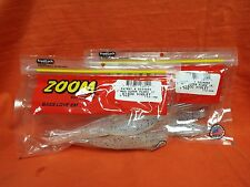 """ZOOM 7"""" Magnum Super Fluke (5 Cnt) #112-300 Disco Violet (2 Packs)"""
