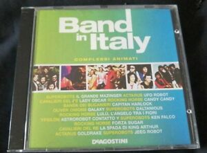 CD BAND IN ITALY - Complessi animati - cd 52/2 2005