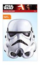 Stormtrooper Star Wars officiel 2D fête CARTE déguisement masque classique