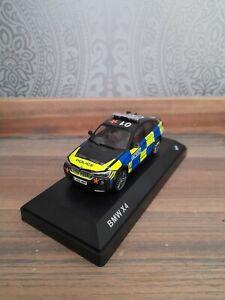 1:43 Bmw Metropolitan Police Met Police Code 3