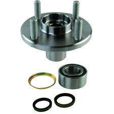 Axle Bearing and Hub Assembly Repair Kit-C-TEK Hubs Front Centric 403.44000E