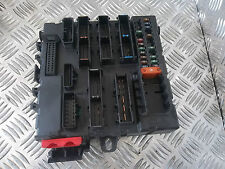 2004 SAAB 93 9-3 2.2 TID UNDER DASH FUSE BOX 12804331