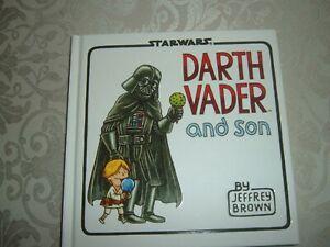 Darth Vader & Son Hardback Book