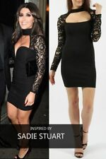Lace All Seasons Stretch, Bodycon Dresses for Women