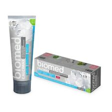 Biomed Toothpaste Calcimax 100g - 99% Natrual No Fluoride SLES Healthy Gums