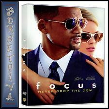 FOCUS - Will Smith **BRAND NEW DVD**