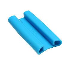 Blue MP3 Player Headphone Cord Winders