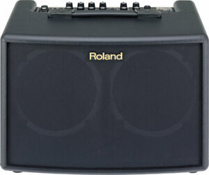Roland AC-60 acoustic chorus combo amplifier with carry gig bag