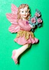 Pink Sparkle Wings Fairy w/ Bouquet (1x)