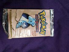 1999 Pokemon Fossil Booster Lapras Cover Pack READ DESCRIPTION !!!!!!!!!!