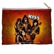 KISS 1976 GROUP POSE SMALL ACCESSORY BAG OFFICIAL 2016