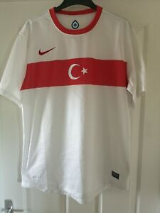 Turkey football shirt large