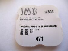 IWC 851,852,8521,853,8531,854,8541,401,402,403 SWEEP SECONDS FRICTION SPRING 471