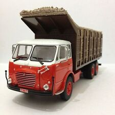 Classic Trucks From Brazil - Alfa FNM 180/210 Sugar Cane Transport - Ixo Altaya