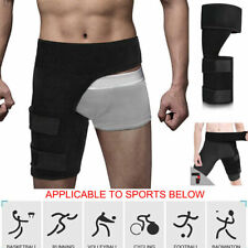 Hip Hamstring Support Groin Strain Brace Belt for Sciatica Leg Pain Relief