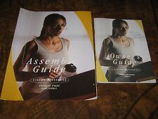 Vision Fitness Assembly and Owner's Guide for T(250 and T9450 Folding Treadmills