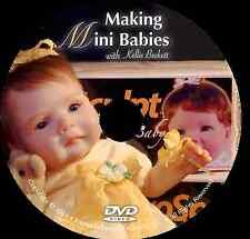 DVD: Making Mini Babies with Kellie Beckett