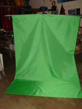 5' x 9' Photo Video Studio Green Screen Backgrounds for Light Kits