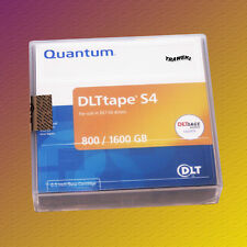 Quantum DLT S4, 800/1600 GB, Data Cartridge Datenkassette NEU & OVP