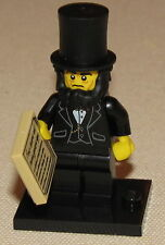 LEGO ABRAHAM LINCOLN ABE SERIES 12 THE LEGO MOVIE 71004 ABERAHAM FIG