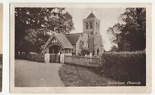 Farnham Church, Surrey Postcard, A846