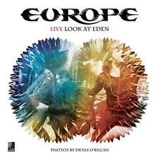 O'Regan, Denis - EUROPE - Live: Look At Eden (earBOOK) - CD