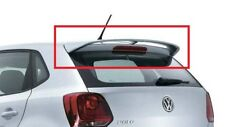 VW VOLKSWAGEN POLO 5 6R AND POLO CROSS WRC LOOK REAR ROOF SPOILER NEW FROM 2009