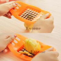 French Fry Potato Chip Cut Cutter Vegetable Fruit Slicer Chopper Chipper Blade
