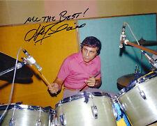 HAL BLAINE STUDIO SESSION DRUMMER SIGNED 8X10 PHOTO E w/COA THE WRECKING CREW