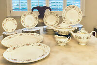 Sweet Briar by Princess-Empcraft - Teapot - Plates - Bowls - Platters - Creamer