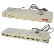 "19"" 48cm APC share-UPS ACCESSORI ap9207 8-Port UPS Management ACCESSORI o188"