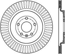 Disc Brake Rotor-SHO Rear Left Stoptech 127.65137L