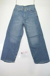 Levis Engineered 710 (Cod.B277) Tg40 W26 L32 jeans usato Vita Alta Vintage donna