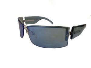 Versace Mens Blue Tint N12 Sunglasses