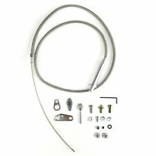 GM TH-350 Kick Down Cable Kit parts project Hot Rod Muscle Car Truck C10 GMC LS