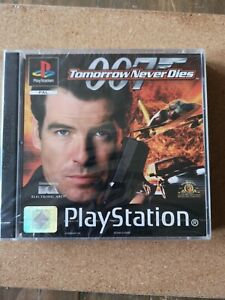 Tomorrow Never Dies - PlayStation 1 PS1 Game - New / Sealed PAL Small crack
