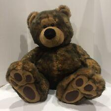 "20"" Dan Dee Collectors Choice Brown  Stuffed  Teddy Bear Plush"