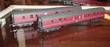 Lima Standard OO Scale Model Train Carriages