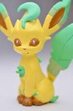 Takara Tomy Pokemon BW Pocket monster Eevee Full Collection Leafeon Figure