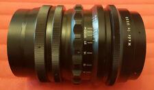 Jupiter 6-2 180mm f2.8, M42 Mount, Black Diamond - Legendary Lens