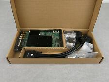 Matrox Orion HD Frame Grabber PCIE x16 Capture Board OHD1G2S OHD-1G2S