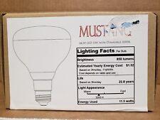 MUSTANG LED Bulb NON Dimmable 11W 3000 K White Flood Light 850 Lumens NEW
