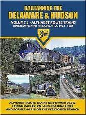 Railfanning the Delaware & Hudson Vol 3 1978-1985 DVD NEW John Pechulis D&H